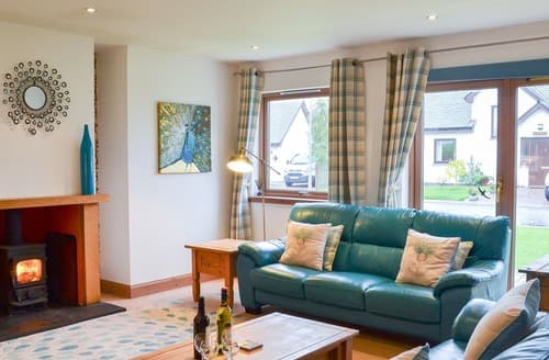 Big Cottages - Superb Aviemore Cottage S22649
