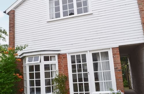 Last Minute Cottages - Luxury Saxmundham Cottage S17990