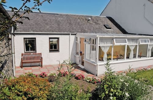 Last Minute Cottages - Quaint Campbeltown Cottage S22984