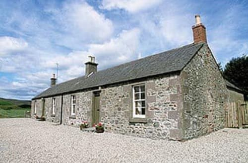 Last Minute Cottages - Delightful Brechin Cottage S22950