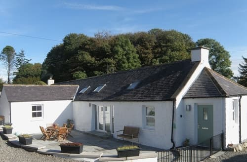 Big Cottages - Lovely Sandyhills Cottage S23735