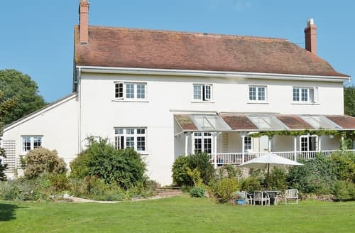 Last Minute Cottages - Tasteful Watchet Cottage S20298