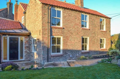 Big Cottages - Beautiful Claxton Cottage S127969