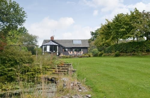 Big Cottages - Delightful Tregaron And The Cambrian Mountains Cottage S21616
