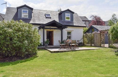 Last Minute Cottages - Luxury Callander Cottage S23236