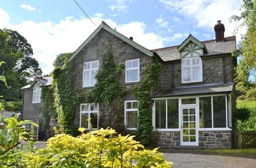 Big Cottages - Inviting Welshpool Cottage S21474