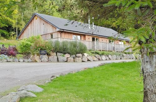 Last Minute Cottages - Superb Inverness Lodge S22736