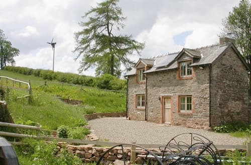 Last Minute Cottages - Adorable Bishops Castle Cottage S16726