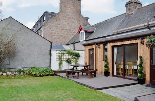 Last Minute Cottages - Splendid Ballater Cottage S22921