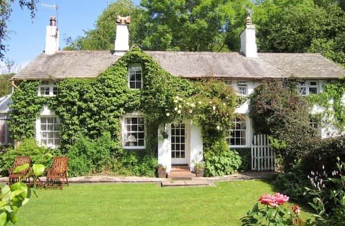 Last Minute Cottages - Attractive Ulverston And Lakeland Peninsula Cottage S18706
