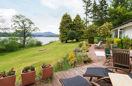 Big Cottages - Splendid Callander Cottage S27080