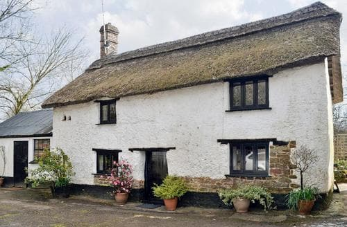Last Minute Cottages - Inviting Okehampton Cottage S49725