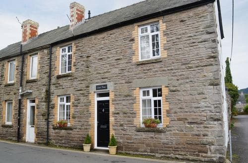 Big Cottages - Wonderful Hay On Wye Cottage S21457