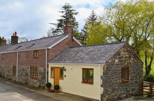 Last Minute Cottages - Clawdd  Offa Barn