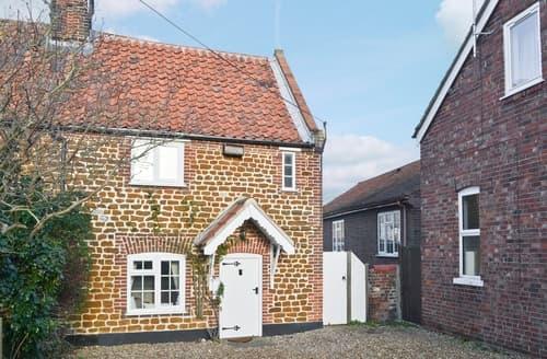 Last Minute Cottages - Sweet Pea Cottage