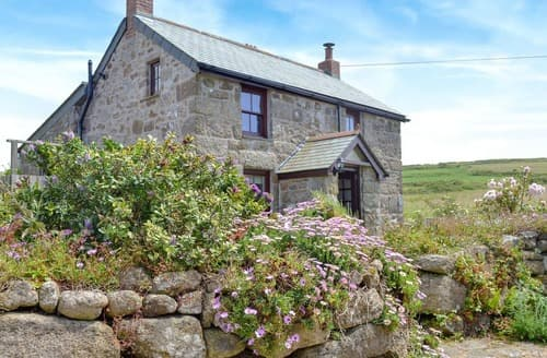 Last Minute Cottages - Luxury St Just Cottage S21351