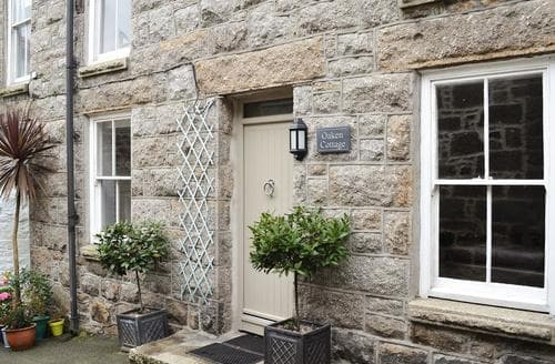 Last Minute Cottages - Cosy Mousehole And Newlyn Cottage S21261