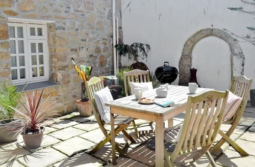 Last Minute Cottages - Adorable Mousehole And Newlyn Cottage S21258