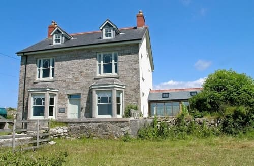 Last Minute Cottages - Wonderful St Just Cottage S21354