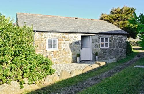 Last Minute Cottages - Charming St Just Cottage S21356