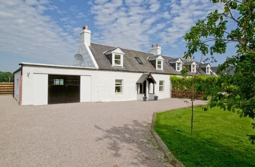 Big Cottages - Splendid Nairn Cottage S26637