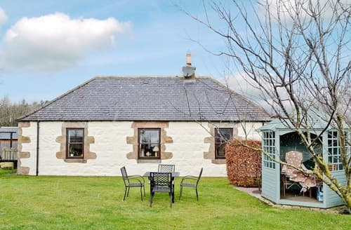 Last Minute Cottages - Tasteful Huntly Cottage S22943