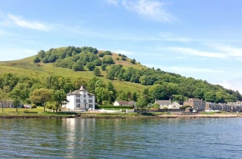 Last Minute Cottages - Delightful Tighnabruaich Cottage S23205