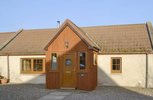 Last Minute Cottages - Shedend