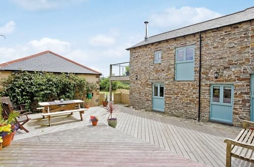 Last Minute Cottages - Lower Trevorder Barn-TT2
