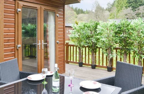 Last Minute Cottages - Captivating Otterburn Lodge S101615
