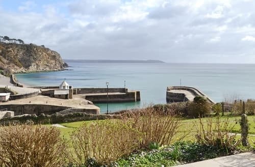 Last Minute Cottages - Stunning St Austell Lodge S25476