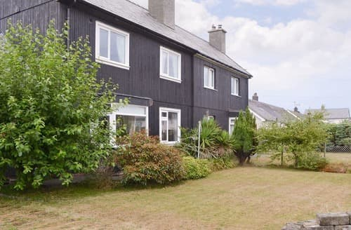 Last Minute Cottages - Wonderful Harlech Cottage S114113