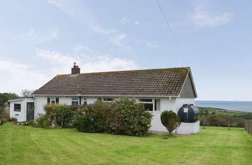 Last Minute Cottages - Superb Llangrannog Cottage S122318