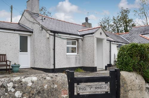 Last Minute Cottages - Pig Y Rhos