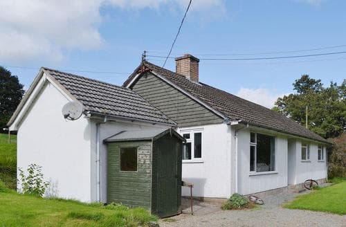 Big Cottages - Attractive Welshpool Cottage S21454