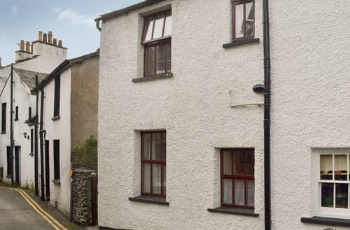 Last Minute Cottages - Begbie Cottage