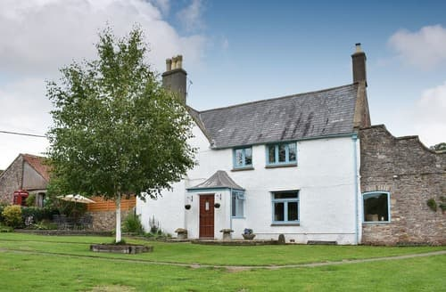 Last Minute Cottages - Attractive Wells Cottage S122532