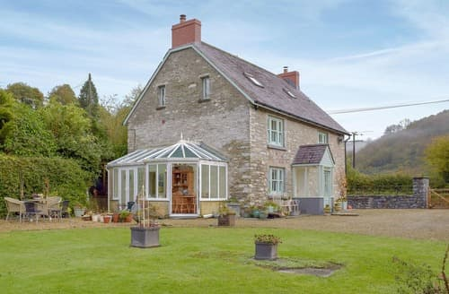 Last Minute Cottages - Plas Y Deri