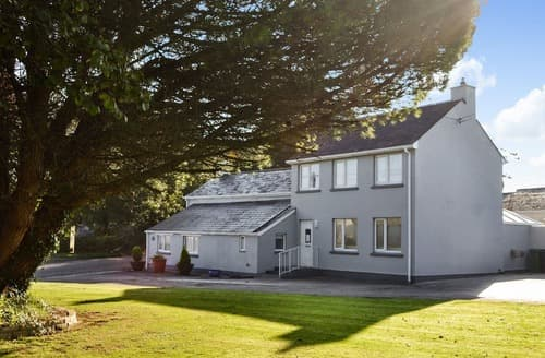 Big Cottages - Adorable Porthtowan Cottage S123524