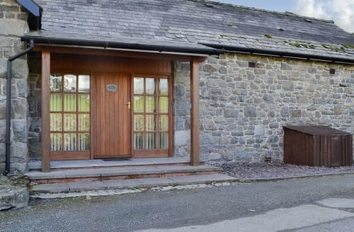 Last Minute Cottages - Exquisite Rhayader And The Elan Valley Cottage S124707