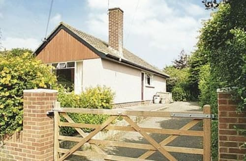 Last Minute Cottages - Adorable Wareham Cottage S19908
