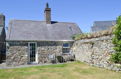 Last Minute Cottages - Exquisite Abersoch Cottage S22108