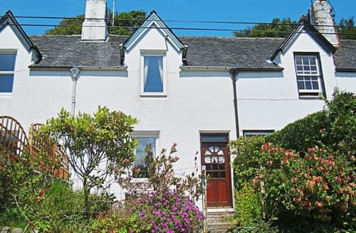 Last Minute Cottages - Cosy Lochgilphead Cottage S23067