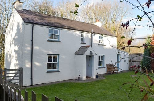 Big Cottages - Lovely Woodlands Cottage S125451