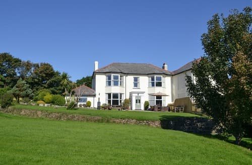 Last Minute Cottages - Trevalgas Farm
