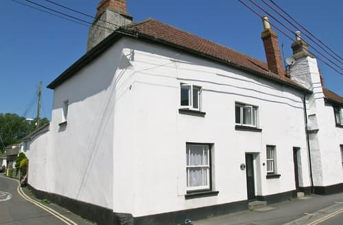 Last Minute Cottages - Charming Woolacombe Cottage S19242