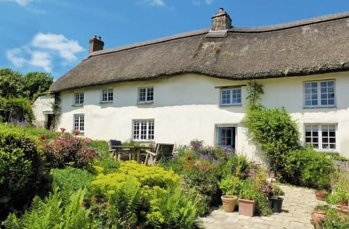 Last Minute Cottages - Granny Mcphee'S Farmhouse - HTTR