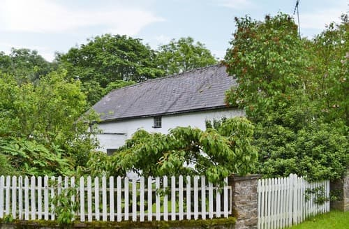 Last Minute Cottages - Superb Bishops Castle Cottage S16724