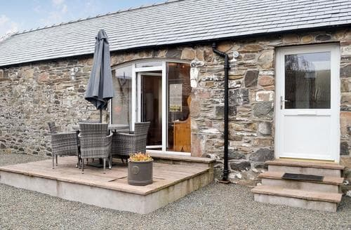 Last Minute Cottages - Gorgeous Castle Douglas Cottage S72331