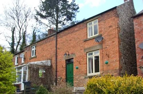 Dog Friendly Cottages - Exquisite Matlock Cottage S3856